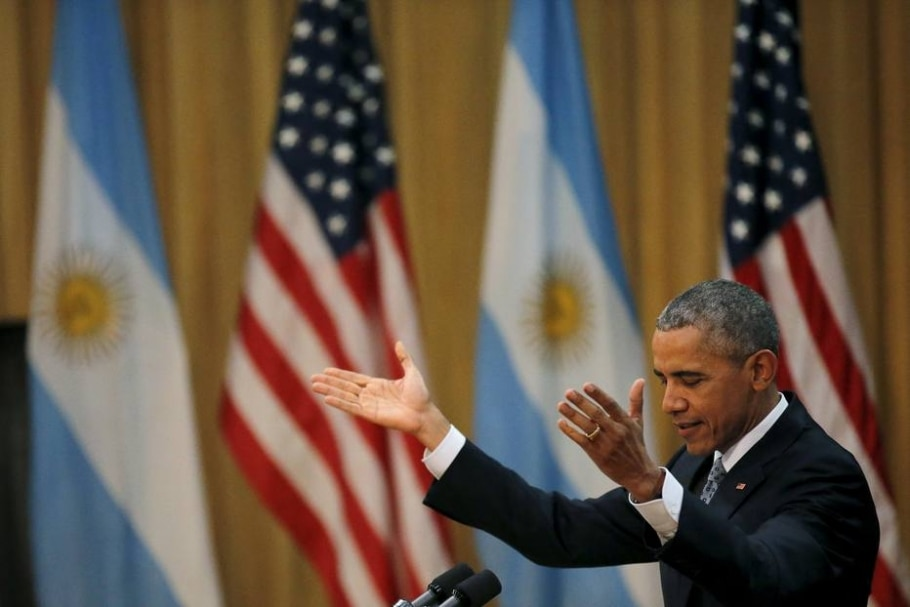 Argentina - REUTERS/Carlos Barria