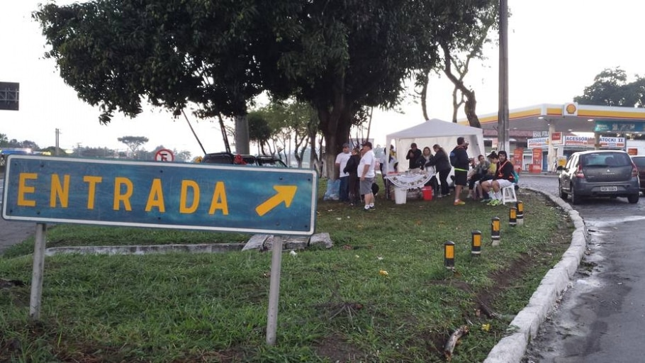 12 de Outubro: confira as comemorações no Santuário de Aparecida (SP)  - Gerson Monteiro/Estadão