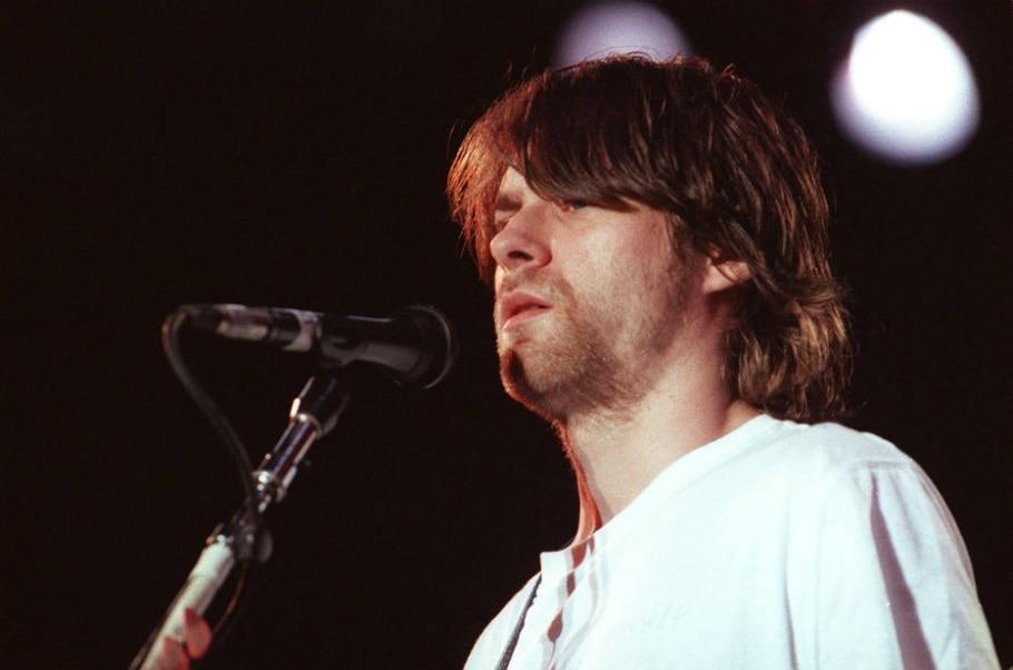 Kurt Cobain - Masao Goto/ Estadão