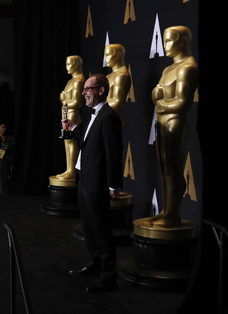 Melhor Montagem ('Até o Último Homem') - Lucas Jackson/Reuters