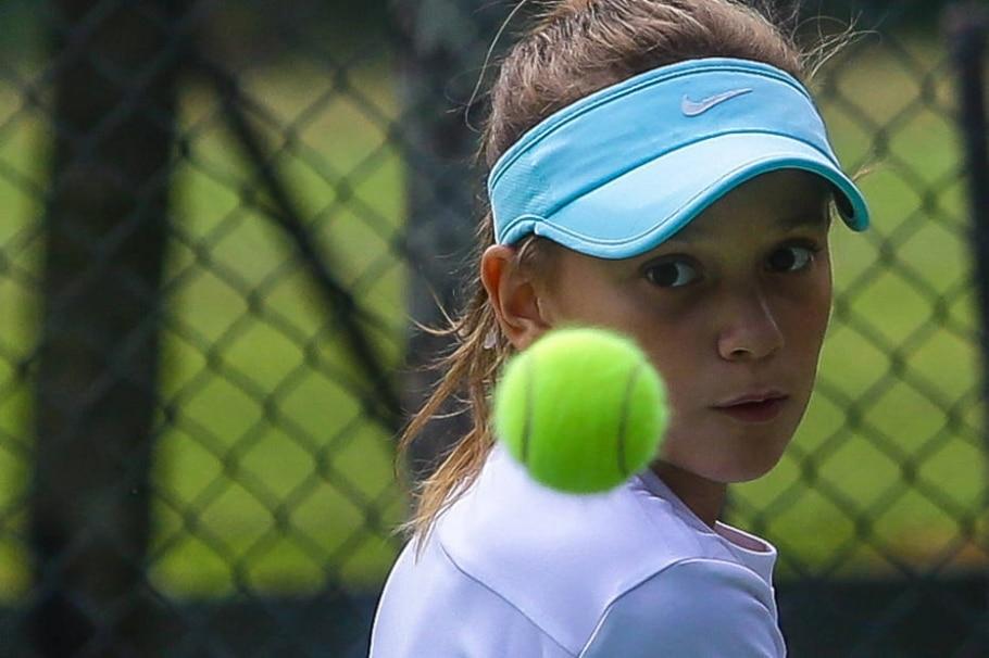 Projeto de novos tenistas - William Grigoletto