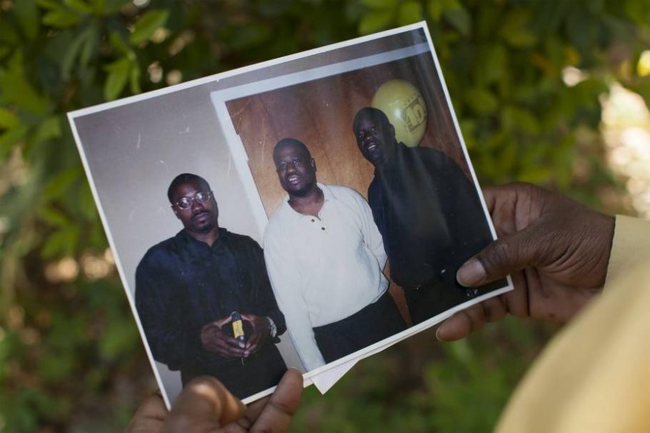 Negros assassinados por policiais - Randall Hill / Reuters