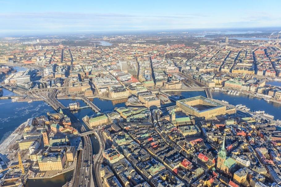 4- Suécia - Arild Vagen/Wikipedia