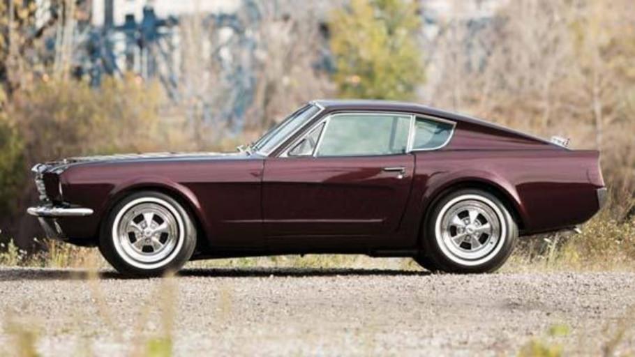 Mustang Shorty 1964 -