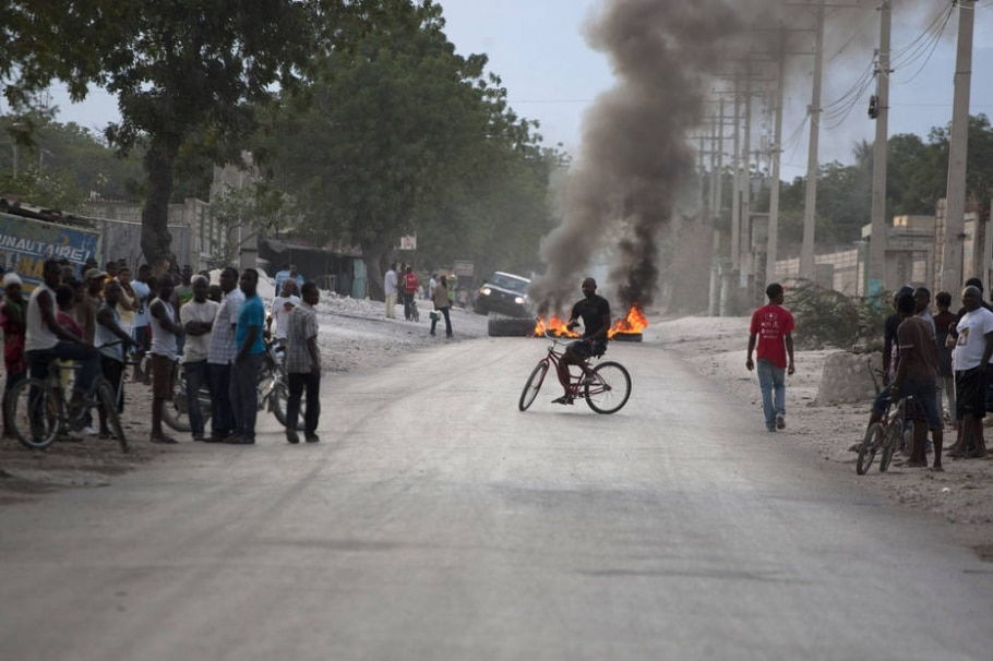 Haiti - Dieu Nalio Chery / AP