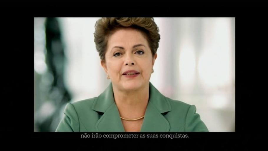 Dilma fará novo encontro com Lula para discutir crise política - Reprodução