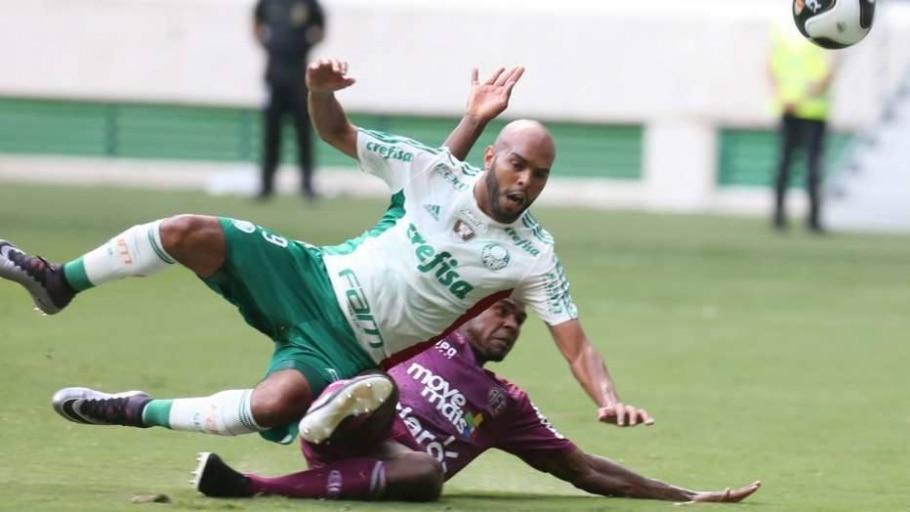 Alecsandro, no Palmeiras - Márcio Fernandes/Estadão