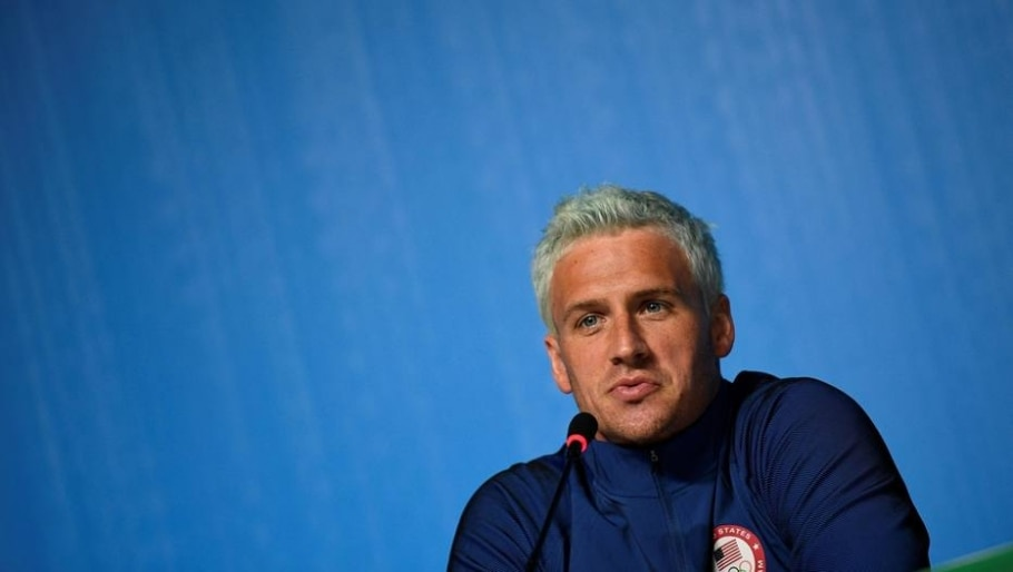 Após polêmica no Rio, marca encerra patrocínio de Ryan Lochte - AFP