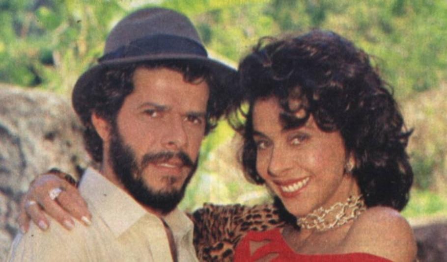 Betty Faria e José Mayer  - Reprodução