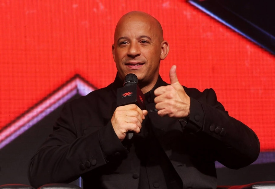 Vin Diesel - REUTERS/Shailesh Andrade