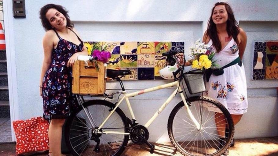 Food bikes - Reprodução