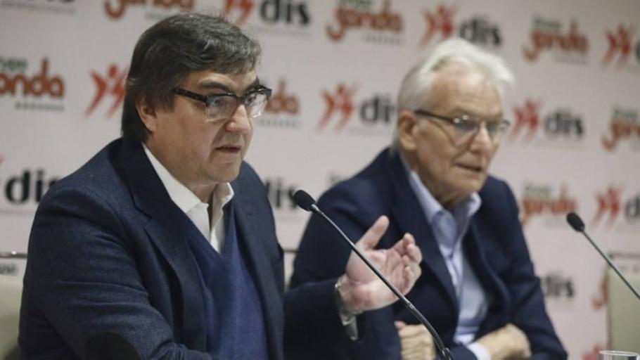 Grupo de investimento DIS vê traição de pai de Neymar - Fernando Alvarado EFE