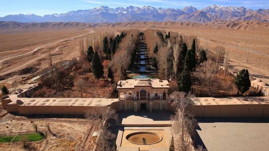 Qanats persas - Irã - S.H. Rashedi/Unesco