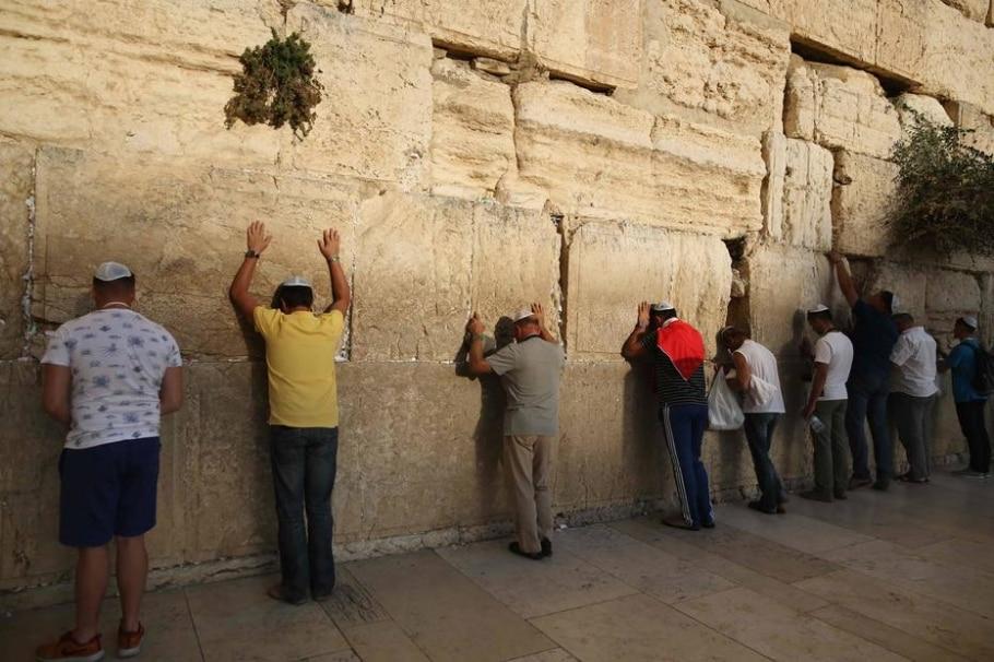 Unesco adota polêmica resolução sobre locais históricos de Jerusalém  - AFP PHOTO / MENAHEM KAHANA