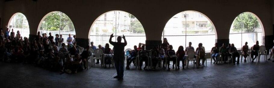 Movimento estudantil - MARCIO FERNANDES / ESTADÃO