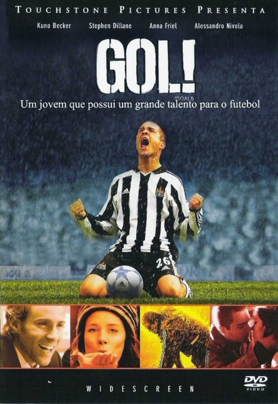 'Gol! – O Sonho Impossível' (2005) - TOUCHSTONE PICTURES