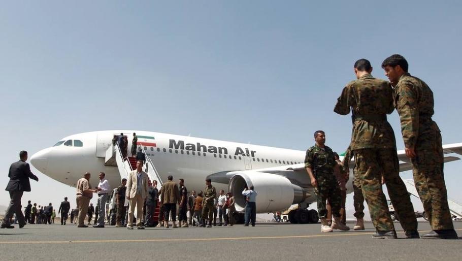 Avião iraniano leva ajuda humanitária à capital do Iêmen - AFP