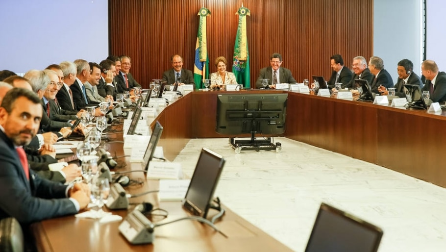 Vacância no Supremo é recorde com Dilma - Divulgação