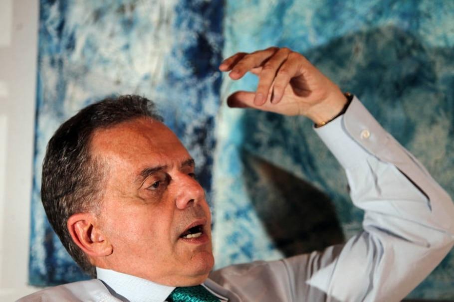 Cid Ferreira - Banco Santos - Evelson de Freitas/Estadão