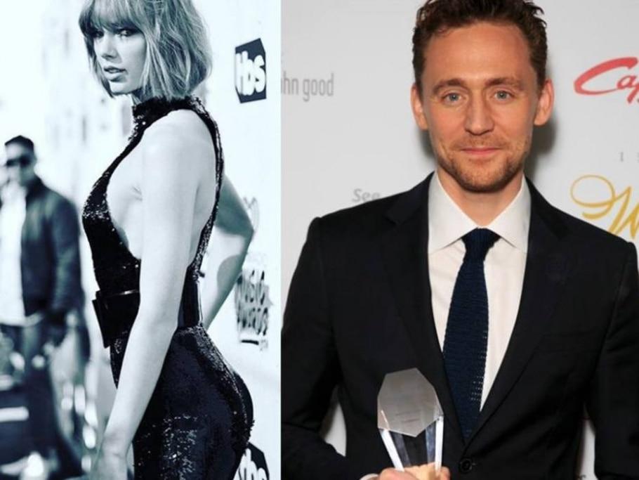 Taylor Swift & Tom Hiddleston - Reprodução/Facebook