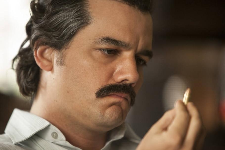 Wagner Moura na série 'Narcos' - Divulgação