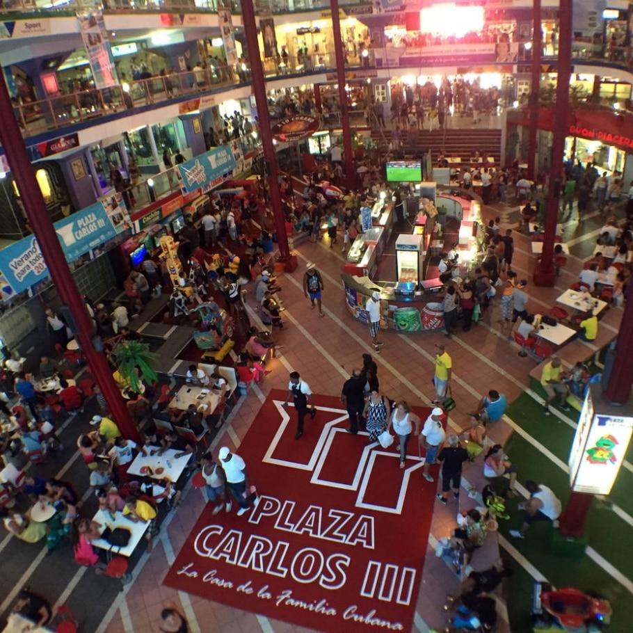Shopping em Cuba - Cláudia Trevisan / Estadão