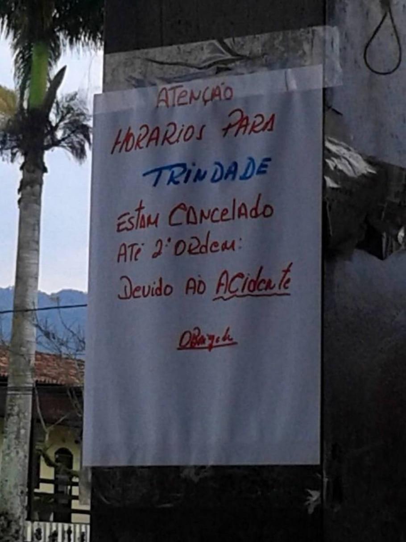 Queda de coletivo deixou 15 mortos - Reclame Paraty Reclame/Divulgação