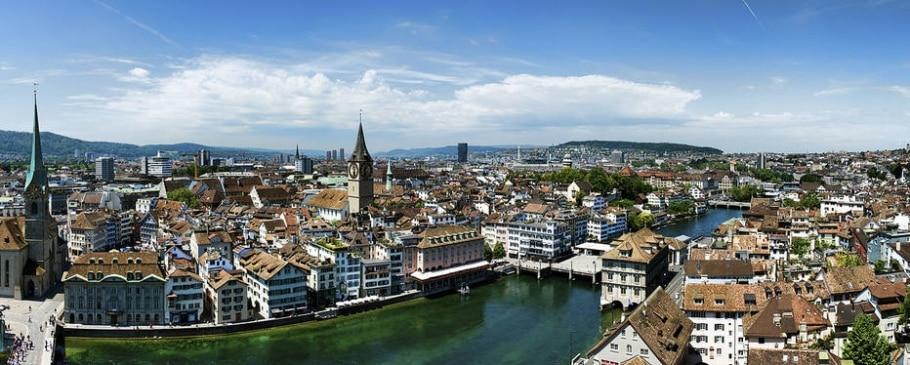 12º lugar - Zurique (Suíça) - Divulgação