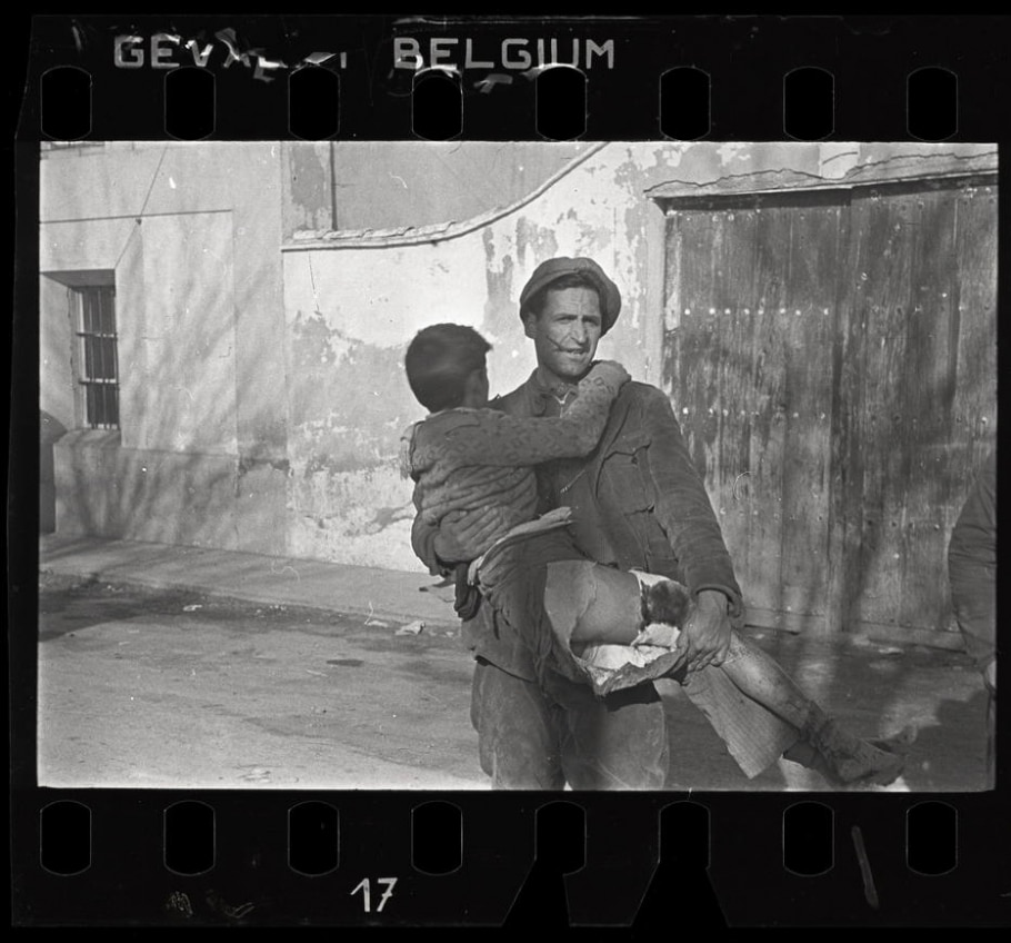Caixa Cultural exibe fotos extraviadas de Robert Capa - International Center of Photograhy/Magnum/Divulgação