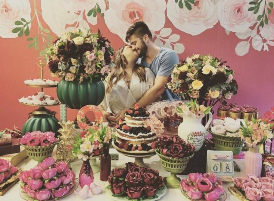 Preta Gil e Rodrigo Godoy - Reprodução/Instagram