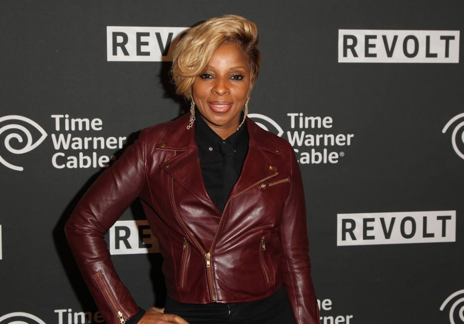 Mary J. Blige (Cantora) - Donald Traill/AP