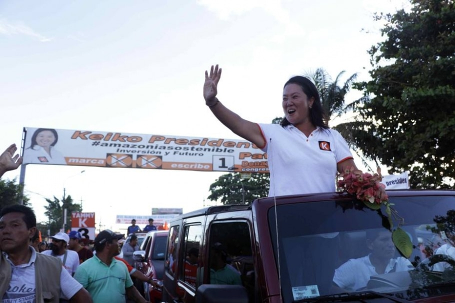 Eleições no Peru - EFE /Cesar Von Bancels