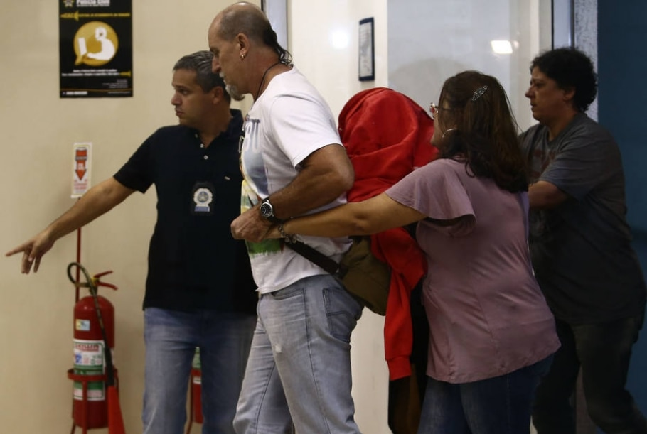 Jovem sofre estupro coletivo no Rio - Wilton Junior/Estadão