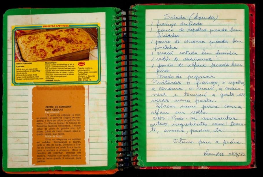 Caderno de Edna - Carol Vergotti/Divulgação