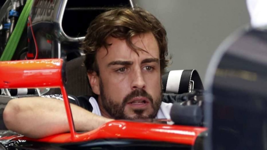 Fernando Alonso se recupera do acidente ocorrido no GP da Austrália  - Olivia Harris/Reuters