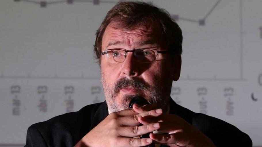 O secretário do Tesouro Nacional, Arno Augustin - Dida Sampaio/Estadão