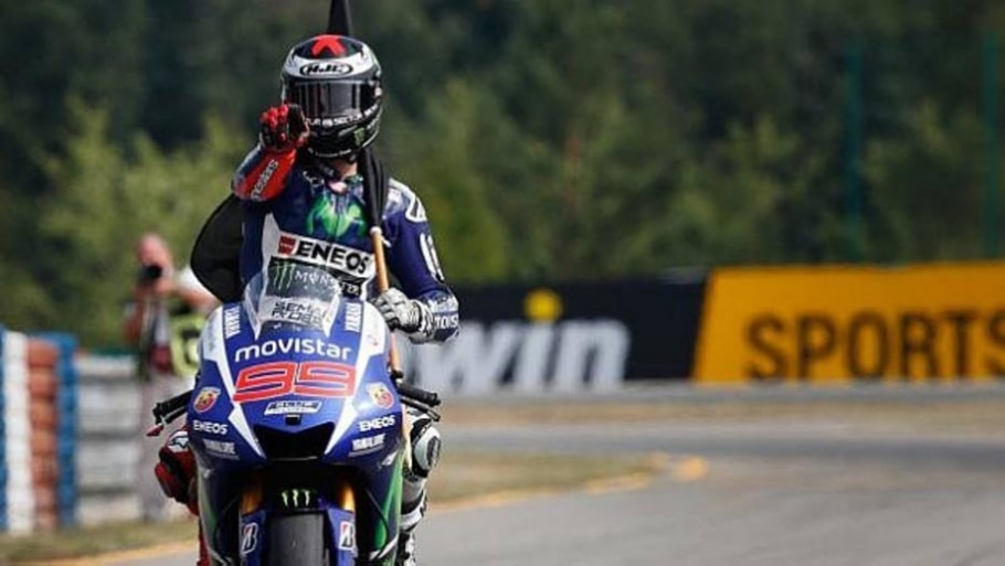 Jorge Lorenzo volta a conquistar uma etapa na MotoGP - Divulgção