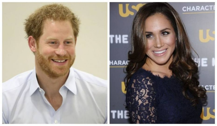 Príncipe Harry e Meghan Markle - Montagem: REUTERS/Chris Jackson | REUTERS/Phil McCarten