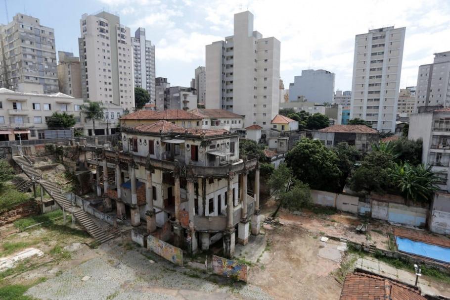 Vila Itororó - Nilton Fukuda/Estadão