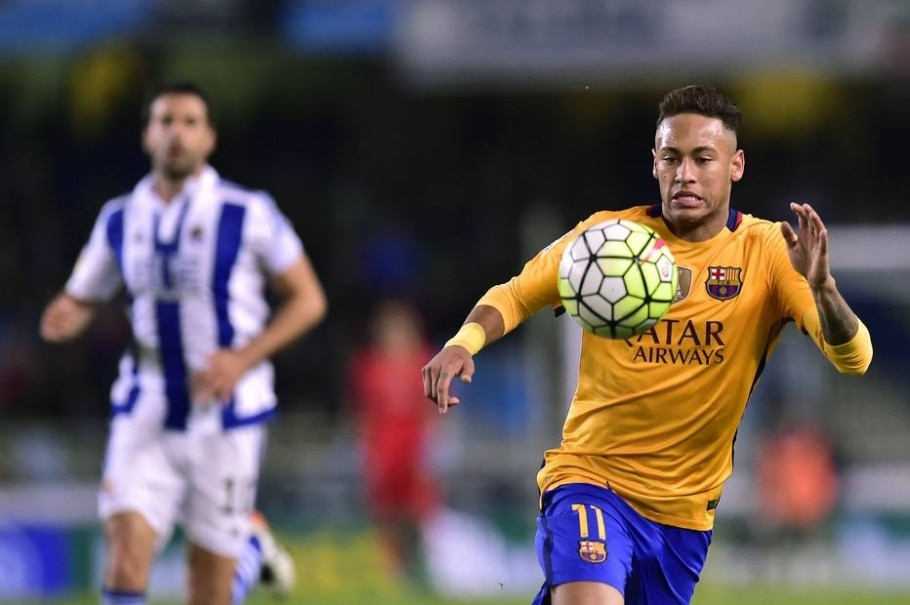 Neymar - Alvaro Barrientos/ AP
