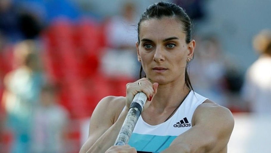 Yelena Isinbayeva (atletismo) - Sergei Karpukhin/Reuters