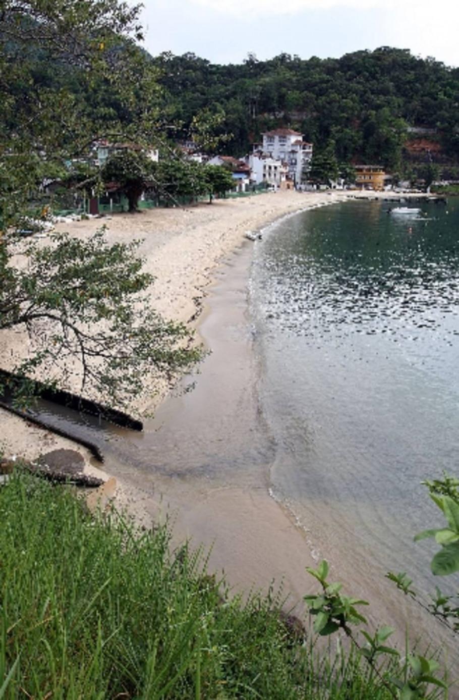 Ibama ignora 90% dos vazamentos em Ilha Grande - Fabio Motta/AE