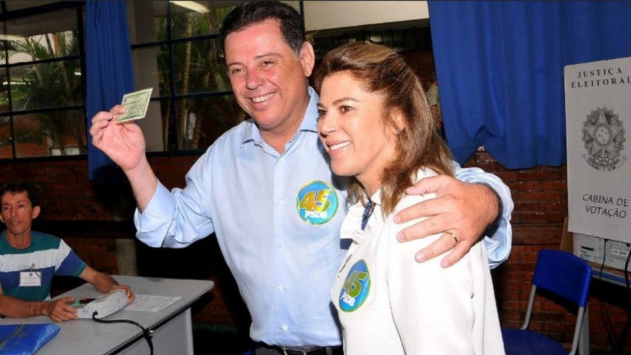 Candidatos, aliados e figuras políticas de todo o Brasil vão às urnas neste domingo, 26 de outubro - Lailson Damásio/ O POPULAR