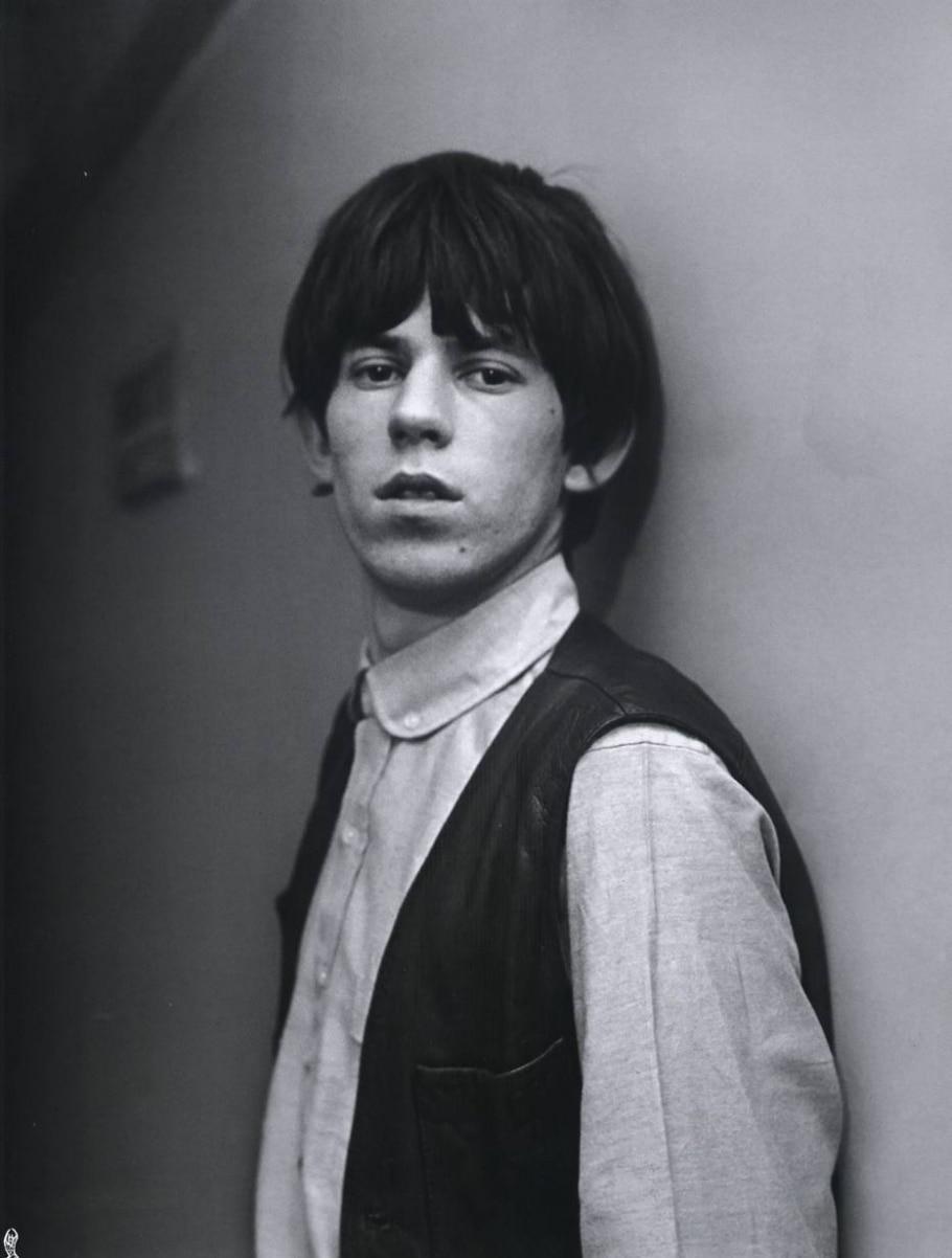 Keith Richards - Divulgação