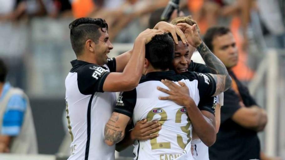 Corinthians x Novorizontino - Rafael Arbex/Estadão
