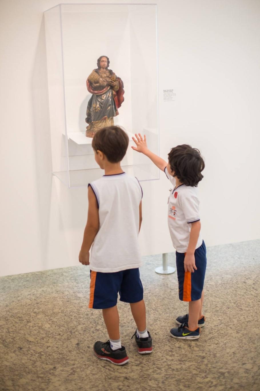 Masp, lugar de criança - Tiago Queiroz