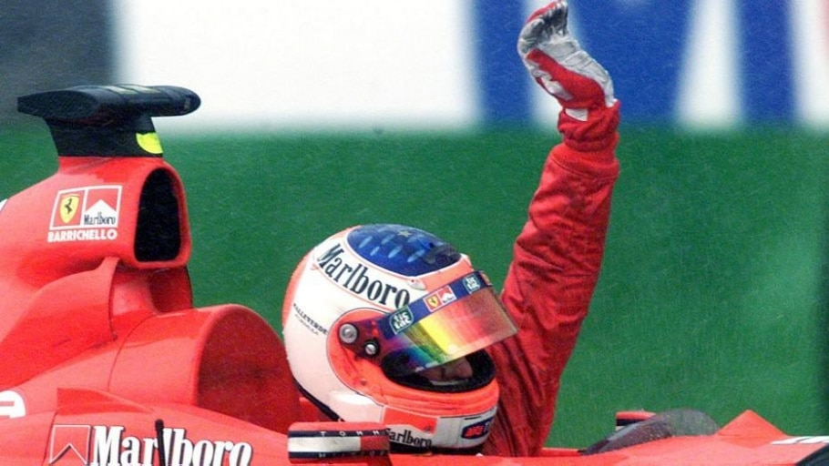 Antes do jejum atual, o Brasil encerrou um longo hiato em 2000, com a vitória de Barrichello na Alemanha - Jan Nienheysen/Reuters