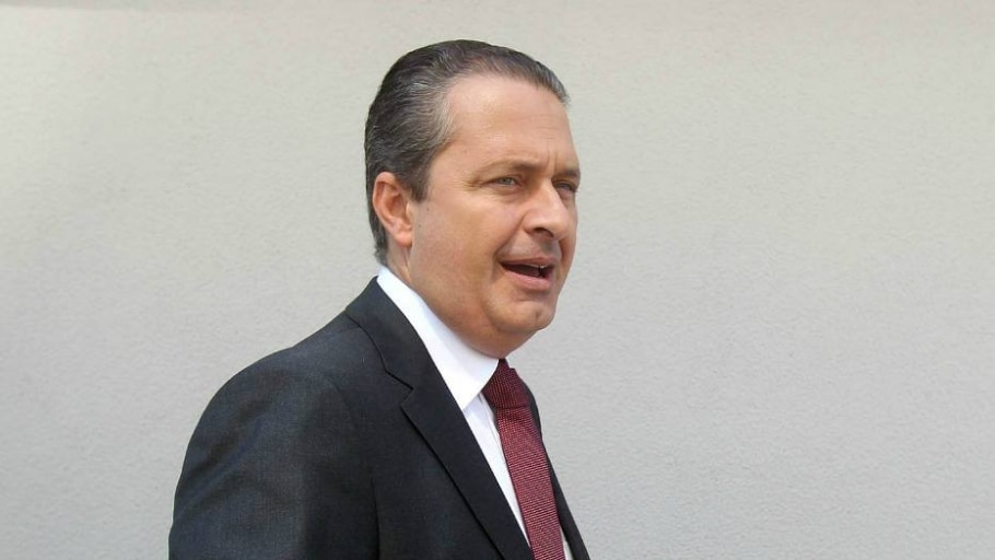 Candidato à presidência pela Coligação Unidos pelo Brasil, Eduardo Campos cumpre agenda em SP - Felipe Rau/Estadão