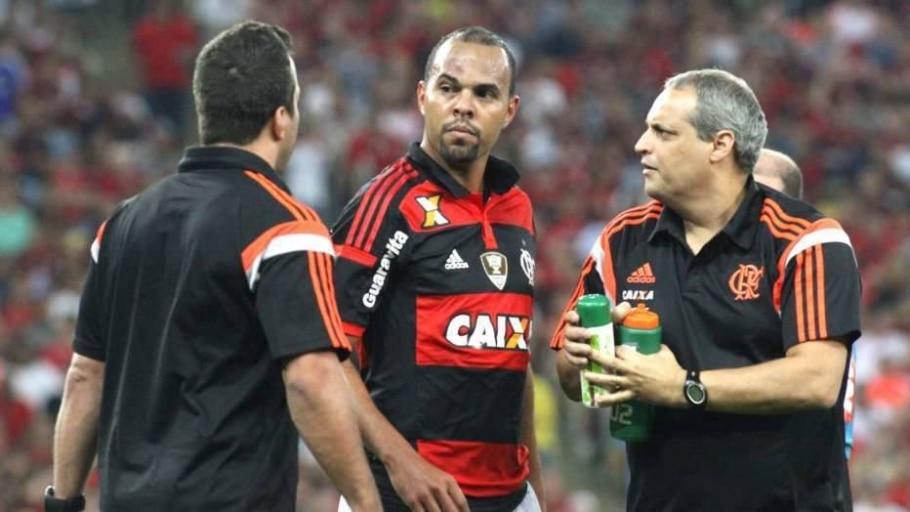 Alecsandro está próximo de acerto com o Palmeiras - Gilvan de Souza/Divulgação
