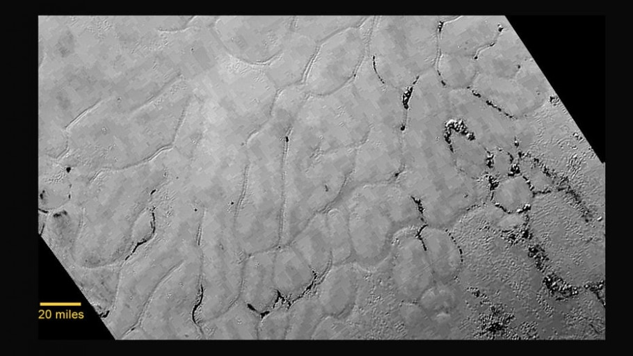 Plutão - Nasa/Divulgação